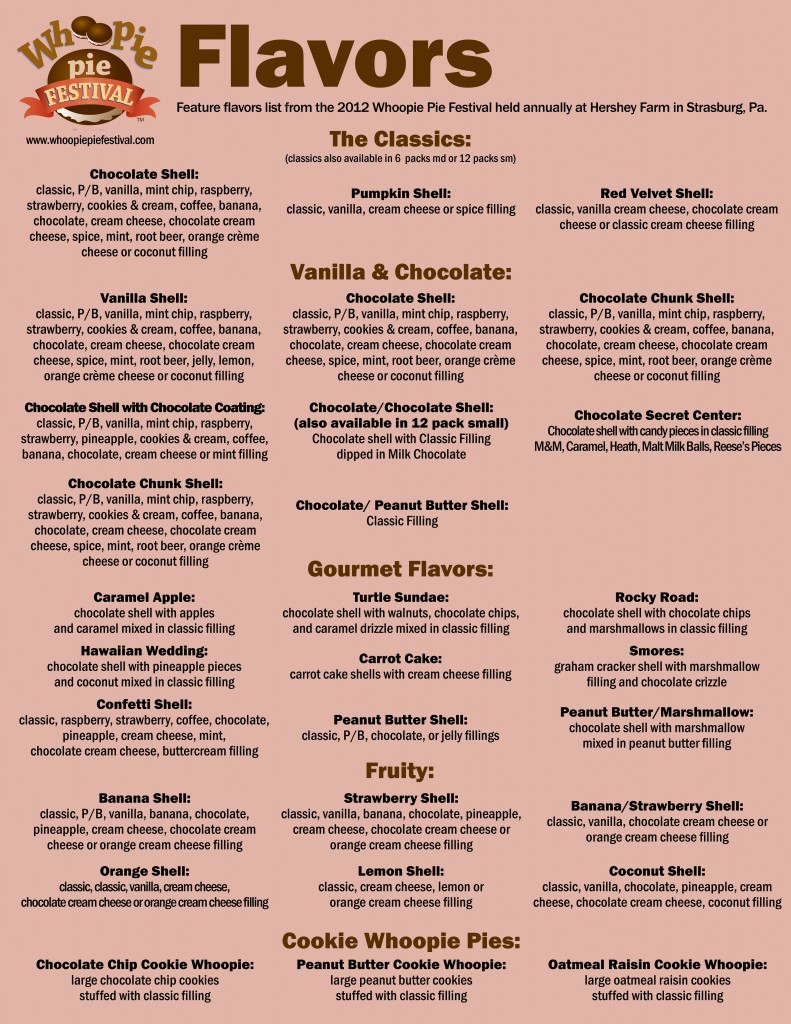 Ice Cream Cake Flavor Combinations